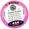 World Flip Federation > Football Technik 424-The-Future---The-might-of-Kluivert-(back).