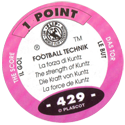 World Flip Federation > Football Technik 429-The-Score---The-strength-of-Kuntz-(back).