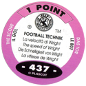 World Flip Federation > Football Technik 437-The-Score---The-speed-of-Wright-(back).
