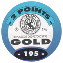 World Flip Federation > Gold 171-200-back-blue.