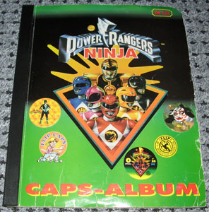 World Flip Federation > Power Rangers Ninja album, checklist etc. Power-Rangers-Ninja-Sammelmappe.
