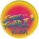 World Flip Federation > Street Fighter II 571-Street-Fighter-II'-logo-(silver).