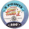 World Flip Federation > Street Fighter II Back-(blue).