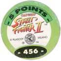 World Flip Federation > Street Fighter II Back-(green).