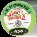 World Flip Federation > Street Fighter II Back-(green).