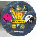 World Flip Federation > VR Troopers Back.