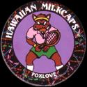 Worlds Of Fun Hawaiian Milkcaps > Fox Tennis Foxlove.