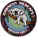 Worlds Of Fun Hawaiian Milkcaps > Kamaaina Koala Sleeping.