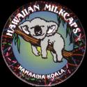 Worlds Of Fun Hawaiian Milkcaps > Kamaaina Koala Sleeping.