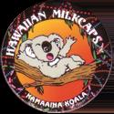 Worlds Of Fun Hawaiian Milkcaps > Kamaaina Koala Yawning.