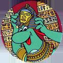Yazoo Yammies > A. Egypt 08-Dino-with-Pharoah-death-mask.