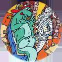 Yazoo Yammies > A. Egypt 12-Dino-in-mummy's-sarcophagus.