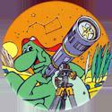 Yazoo Yammies > C. Space 21-Dino-with-star-in-telescope.