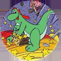 Yazoo Yammies > C. Space 22-Dino-collecting-fallen-stars.