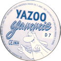 Yazoo Yammies > D. Sea World Back.