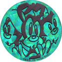 World POG Federation (WPF) > Animaniacs Kinis Animaniacs-Green.
