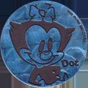 World POG Federation (WPF) > Animaniacs Kinis Dot-Blue.