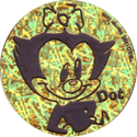 World POG Federation (WPF) > Animaniacs Kinis Dot-Gold.