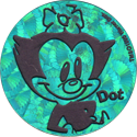 World POG Federation (WPF) > Animaniacs Kinis Dot-Green.