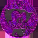World POG Federation (WPF) > Animaniacs Kinis Dot-Purple.