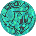 World POG Federation (WPF) > Animaniacs Kinis Mindy-Green.