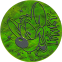 World POG Federation (WPF) > Animaniacs Kinis Pinky-Bright-Green.