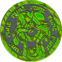 World POG Federation (WPF) > Animaniacs Kinis Runt-Bright-Green.