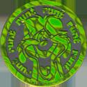 World POG Federation (WPF) > Animaniacs Kinis Runt-Bright-Green.