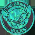 World POG Federation (WPF) > Animaniacs Kinis The-Brain-Green.