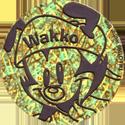 World POG Federation (WPF) > Animaniacs Kinis Wakko-Gold.