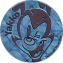 World POG Federation (WPF) > Animaniacs Kinis Yakko-Blue.