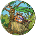 World POG Federation (WPF) > Avimage > Babybel 2 Pogman Écolo 2-Pogman-in-tree-house.