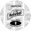 World POG Federation (WPF) > Avimage > Babybel 3 Pogman Fêtard Back.