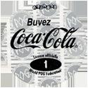World POG Federation (WPF) > Avimage > Buvez Coca Cola Back.