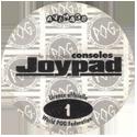 World POG Federation (WPF) > Avimage > Earthworm Jim 2 (Joypad magazine) Back.