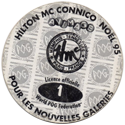 World POG Federation (WPF) > Avimage > Hilton McConnico Noel 95 Back.