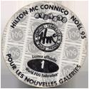 World POG Federation (WPF) > Avimage > Hilton McConnico Noel 95 Back.