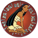 World POG Federation (WPF) > Avimage > McDonalds Pocahontas 16-Pocahontas.