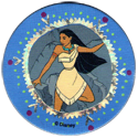 World POG Federation (WPF) > Avimage > McDonalds Pocahontas 21-Pocahontas.