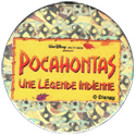World POG Federation (WPF) > Avimage > McDonalds Pocahontas 25-Pocahontas-Une-Légende-Indienne.