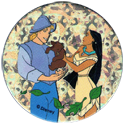 World POG Federation (WPF) > Avimage > McDonalds Pocahontas 34-John-Smith-&-Pocahontas-with-Bear-cub.