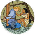 World POG Federation (WPF) > Avimage > McDonalds Pocahontas 35-John-Smith-tied-up-with-Pocahontas-&-Meeko.