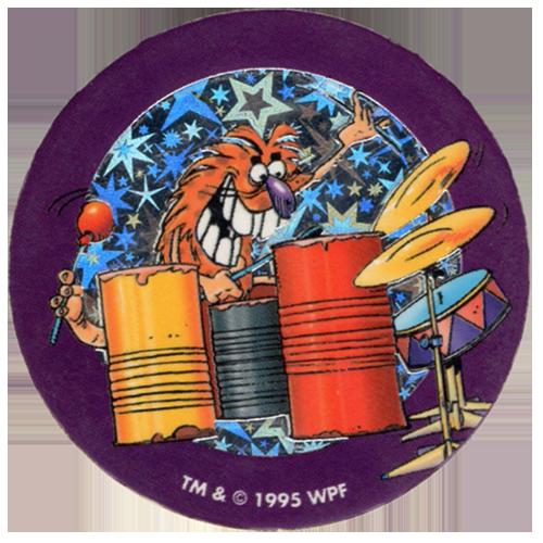 POG Série Mc Donald/'s Pocahontas N°16 Avimage 1995 WPF