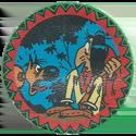 World POG Federation (WPF) > Avimage > Petit Brun extra - Lucky Luke 11-Indian-&-Rantanplan.