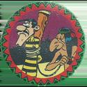 World POG Federation (WPF) > Avimage > Petit Brun extra - Lucky Luke 12-Dalton-tied-to-the-stake.