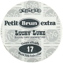 World POG Federation (WPF) > Avimage > Petit Brun extra - Lucky Luke Back.