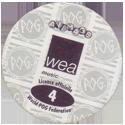 World POG Federation (WPF) > Avimage > WEA Music (POG CD) Back.