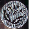 World POG Federation (WPF) > Avimage > Power Rangers 57-Blue-Emblem-(Holographic-dots).