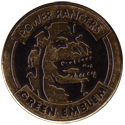 World POG Federation (WPF) > Avimage > Power Rangers 58-Green-Emblem-(Gold).