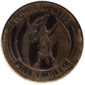World POG Federation (WPF) > Avimage > Power Rangers 60-Pink-Emblem-(Gold).
